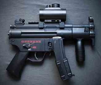 Пистолет-пулемёт Heckler&Koch MP5