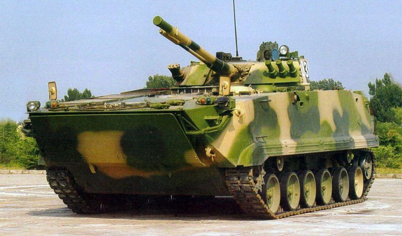 zbd 04 infantry fighting vehicle - HD 1600×1139