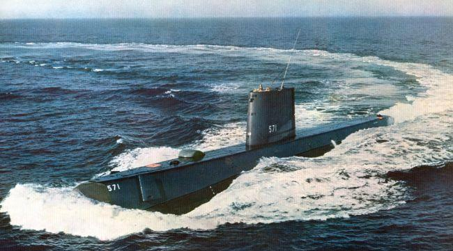 SSN-571 «Наутилус»